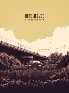 here lies poster