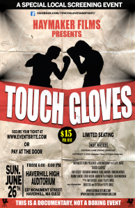 touch gloves event poster pic 4