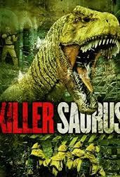 killersaurus cover