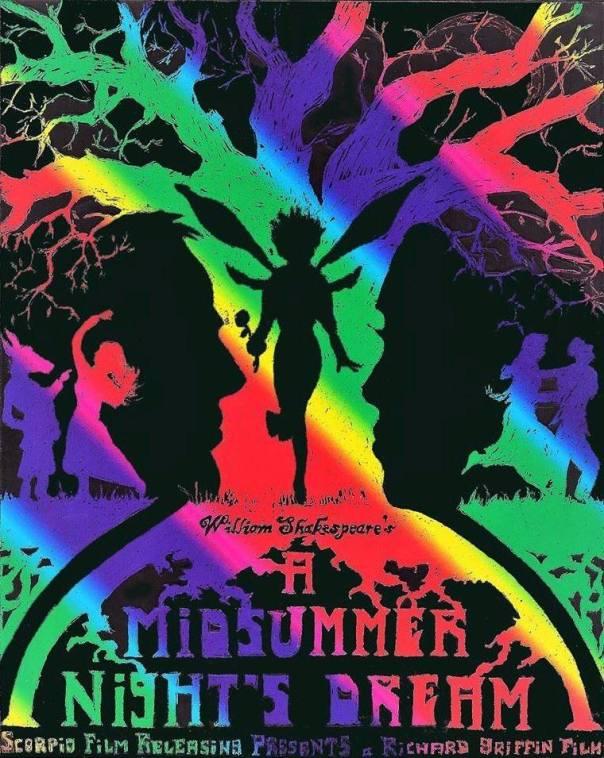 midsummer night's dream cover